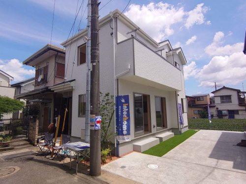 新築戸建「入曽」駅徒歩16分 土地30.27坪 3LDK カースペース2台可 広々庭先