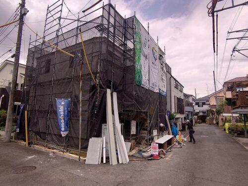 新築戸建「武蔵藤沢」駅徒歩10分「狭山ヶ丘」駅徒歩11分 南西角地